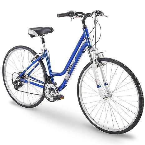 Royce Union 700c Hybrid Comfort - Bicicleta de Paseo con Marco de ...