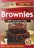 Doctor's CarbRite Diet - Chocolate Chip Brownie Mix, 11.5 oz - Pack of 2