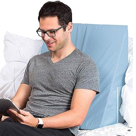 Amazon.com: DMI – Cuña para cama almohada de espuma, ácido ...