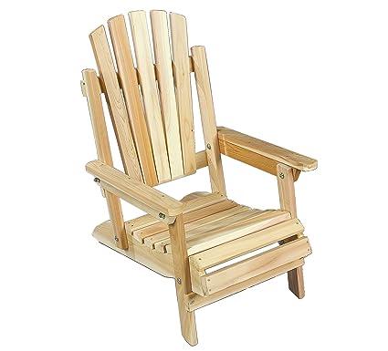 Prime Cedarlooks 040404J Adirondack Kids Chair Short Links Chair Design For Home Short Linksinfo