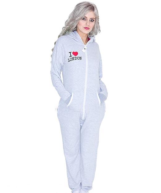 I Love o cama de matrimonio pijama diseño de Londres - I Love o cama de