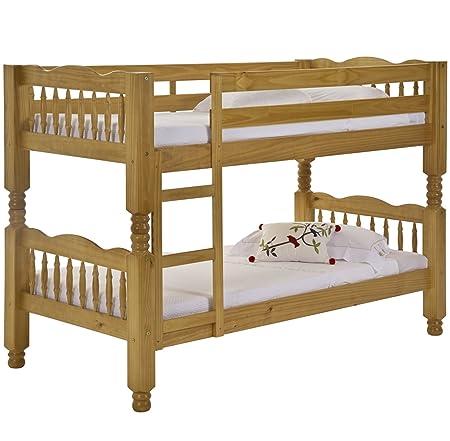 Trieste Short Length Kids Bunk Bed