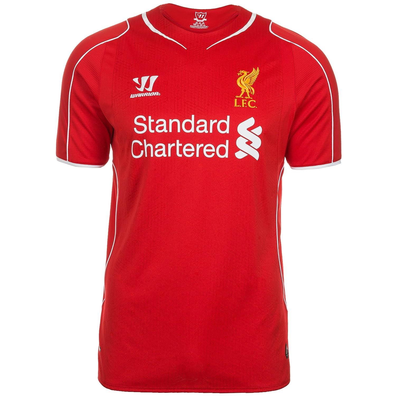 buy online 03c2e 143fa Warrior BALOTELLI #45 Liverpool Home Jersey 2014/15