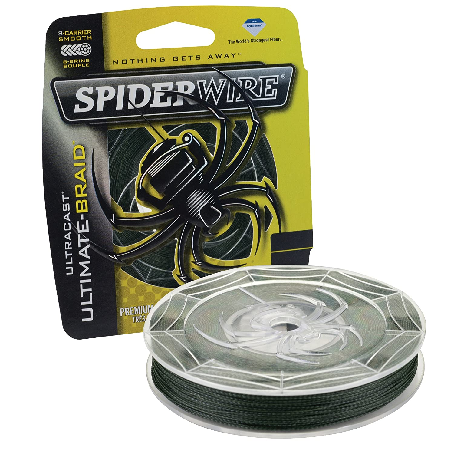 Spiderwire Ultracast Ultimate-Braid Superline 1339682-P