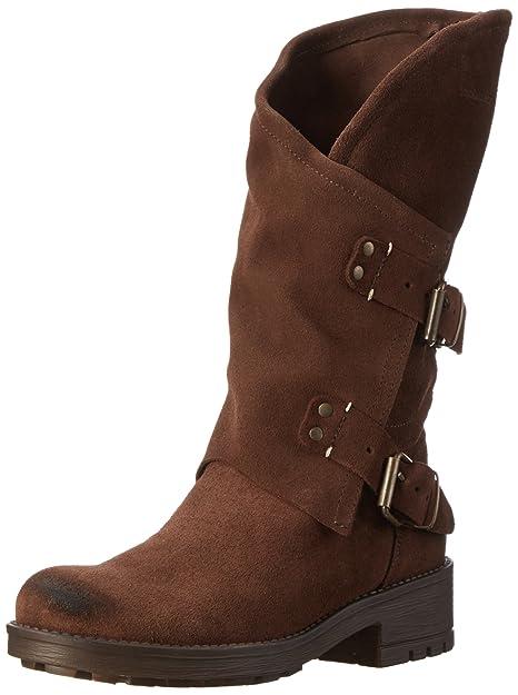 Coolway - Zapatillas para mujer marrón marrón, color marrón, talla 40