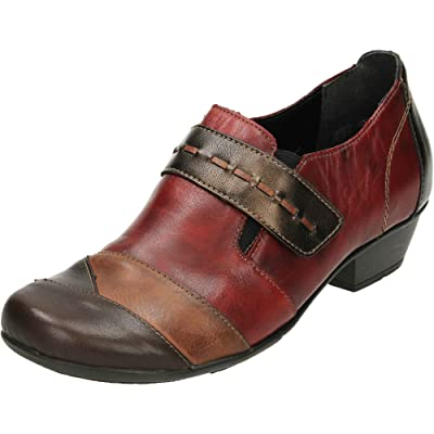 Remonte D7304-35 MILLMULT Wine Multi Womens Shoe-Boots | Shoes