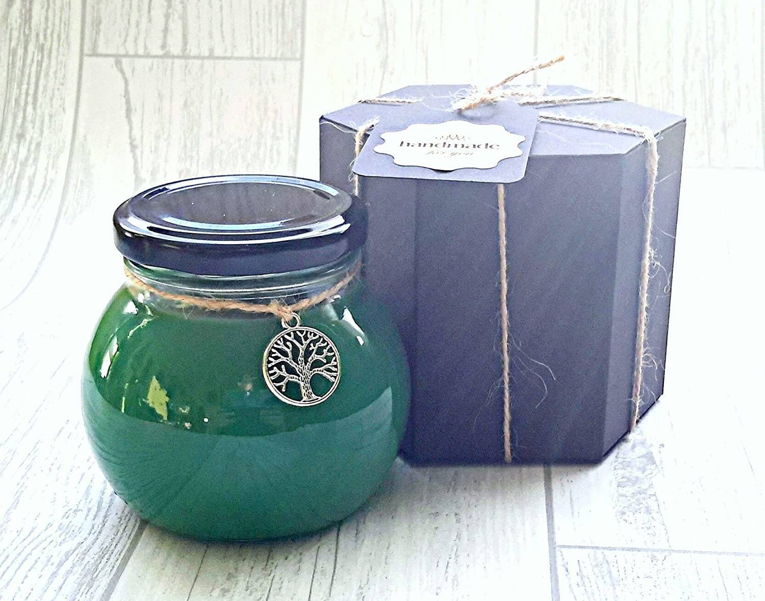 mini Breath easy aromatherapy candle