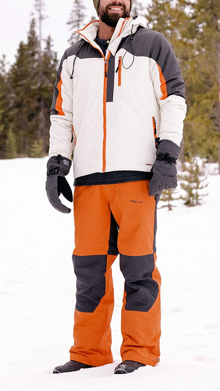 Arctix Mens Everglade Insulated Pants