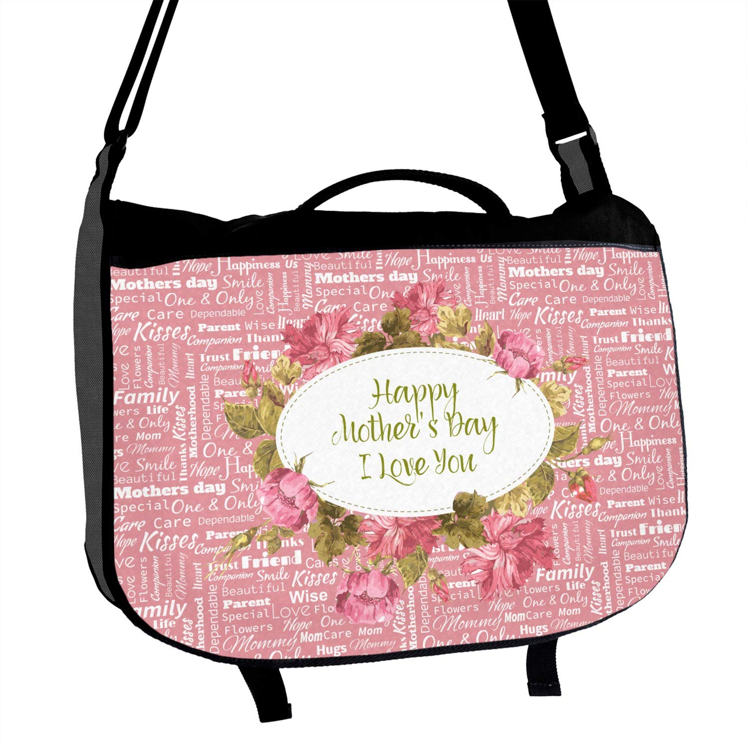 Mothers Day Messenger Bag