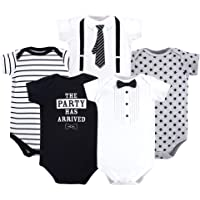Little Treasure Unisex Baby Cotton Bodysuits (various sizes from birth to 2 years)