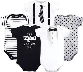 Little Treasure Unisex Baby Cotton Bodysuits (various sizes)