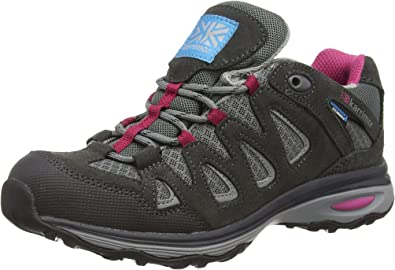 Karrimor Isla Ladies Weathertite Pink UK 7, Zapatillas de Senderismo para Mujer, Negro (Black), 41 EU: Amazon.es: Zapatos y complementos