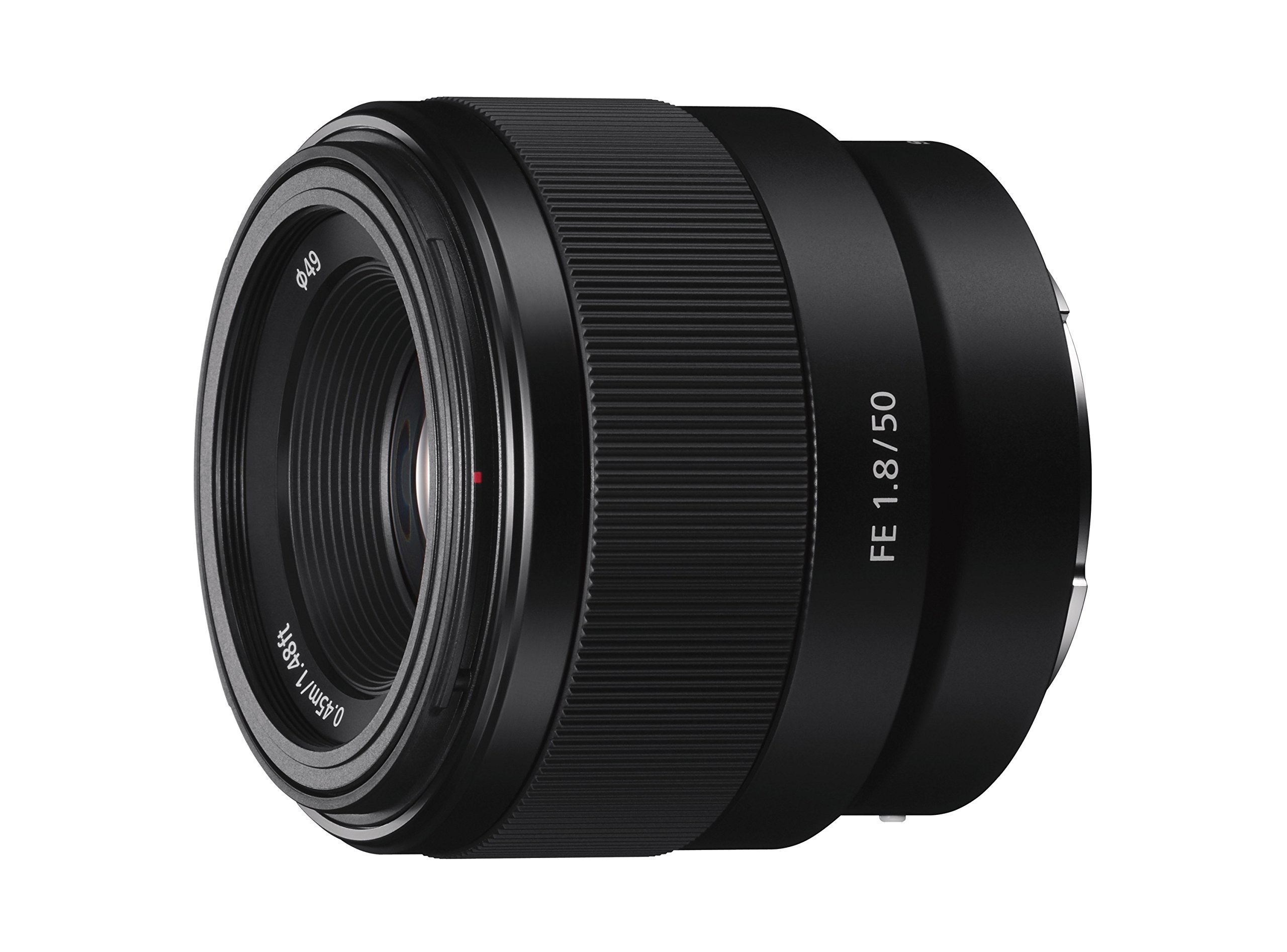 Sony - FE 50mm F1.8 Standard Lens (SEL50F18F) by Sony