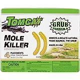Tomcat 4-Count Mole Killer Grub Formula