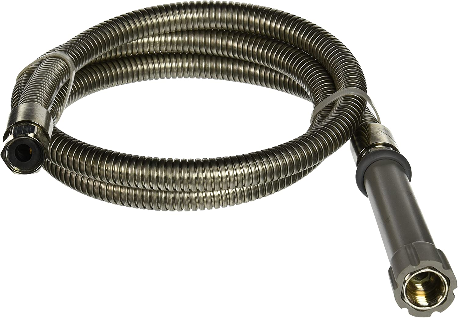 T/&S Brass B-0068-HML 68-Inch Flexible Stainless Steel Hose GIDDS-51-3168