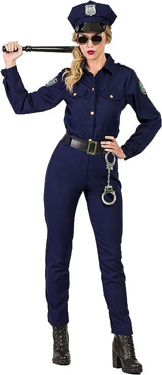 Disfraz Policia NY M-L: Amazon.es: Juguetes y juegos