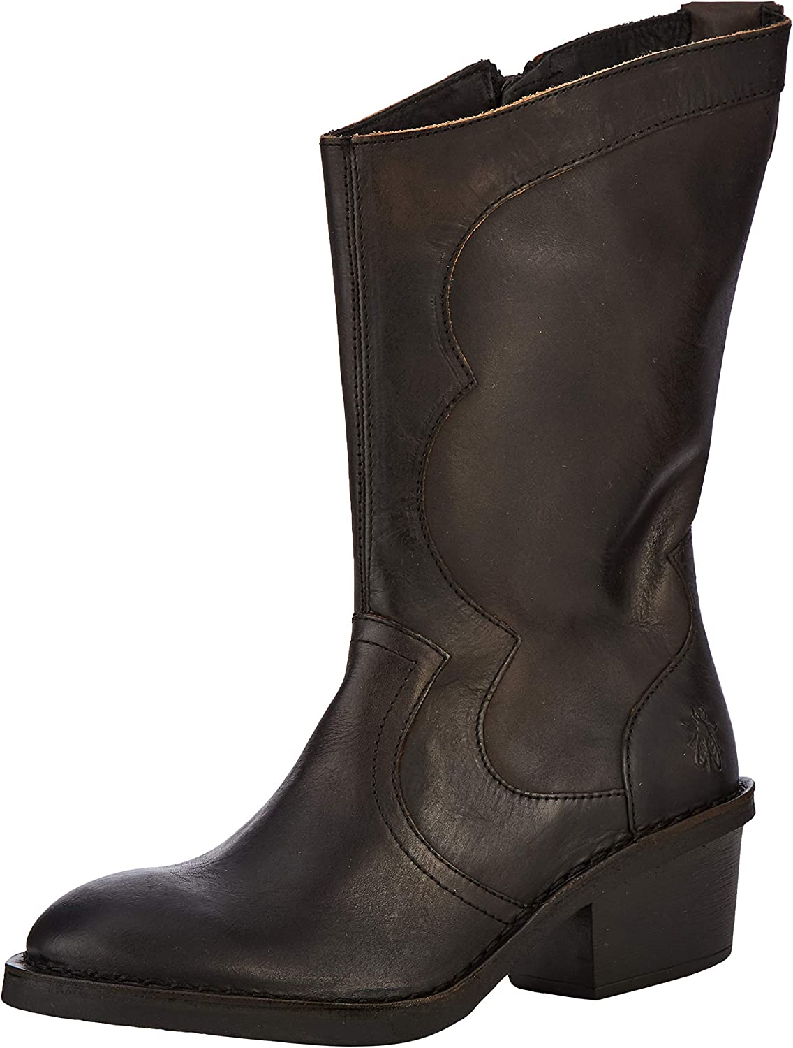 Fly London Dune010fly, Botas Camperas para Mujer
