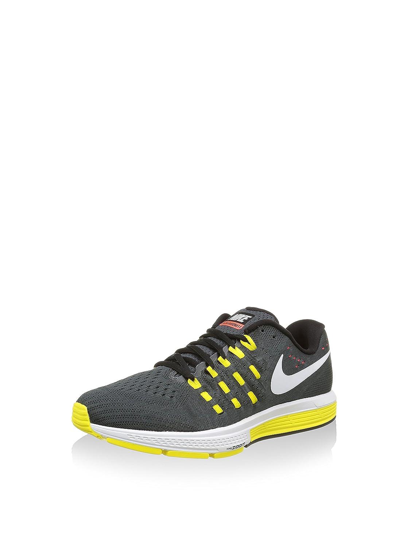 Nike Air Zoom Vomero 11 - Zapatillas, Hombre 42 EU|Multicolor (Gris / Blanco / Negro / Amarillo)