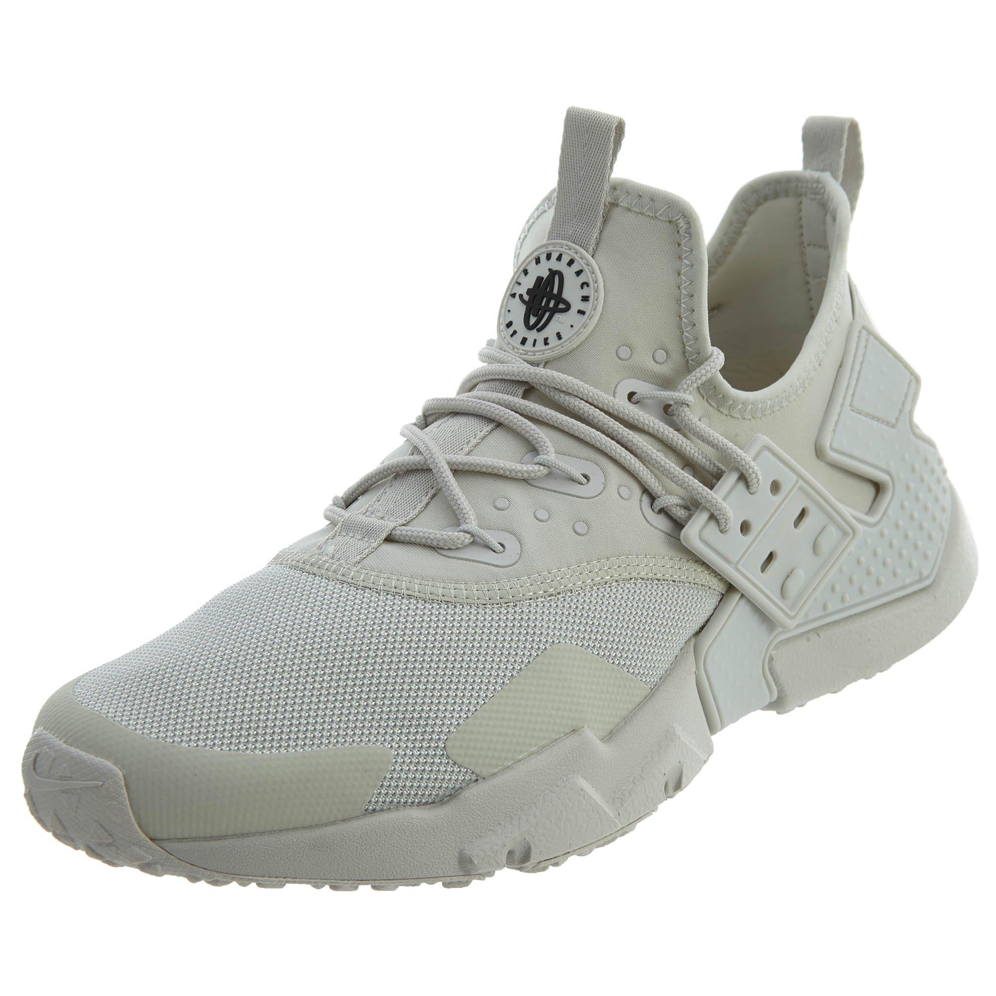 best service 8c1f6 815e5 Nike Air Huarache Drift Mens Shoes Light Bone/Black ah7334-001 (7.5 D(M) US)