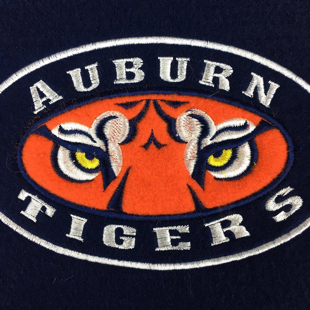Winning Streak NCAA Auburn Tigers Man Cave Banner