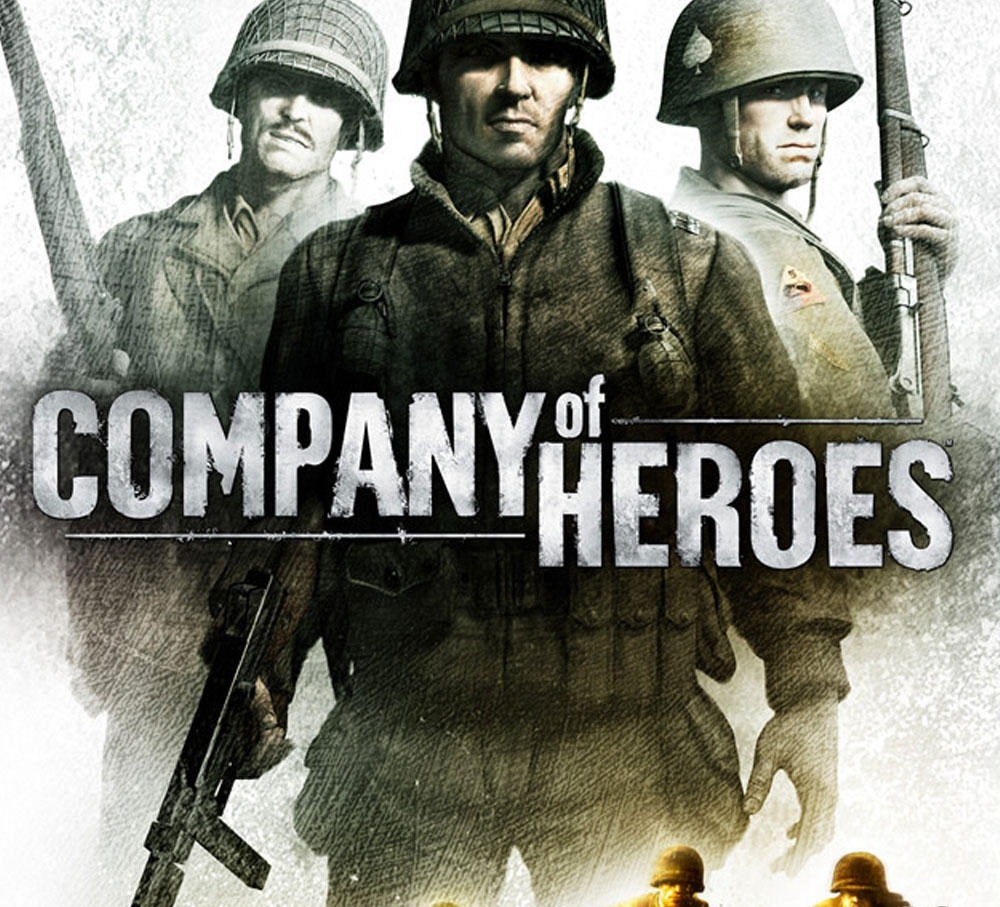 Company Of Heroes Complete Pack Pc Code Steam Amazon De Games