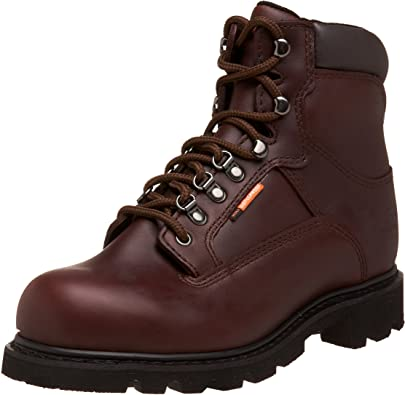 Waterproof Steel Toe Work Boot