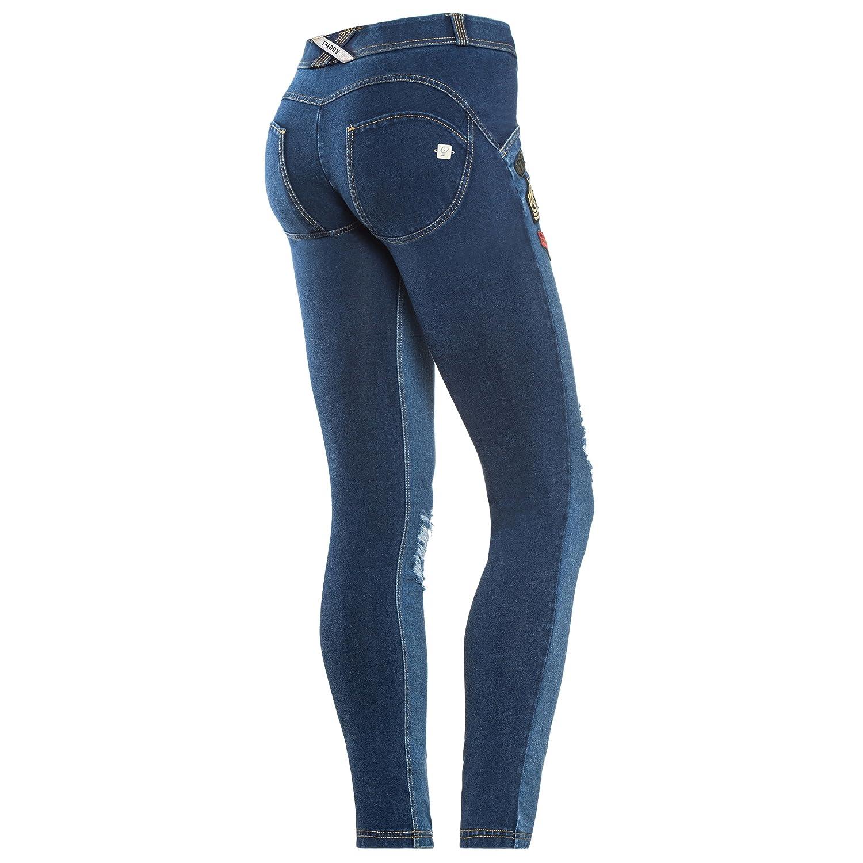 Pantalone Donna Freddy WRUP1RJ16E MainApps