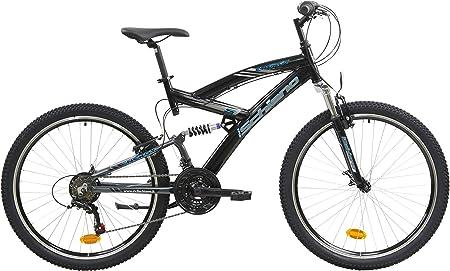 F.Lli Schiano Energy Bicicleta de suspensión Completa, Mens ...