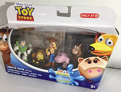 Disney Pixar Toy Story - Andys Toys Gift Pack - Running Buzz ...