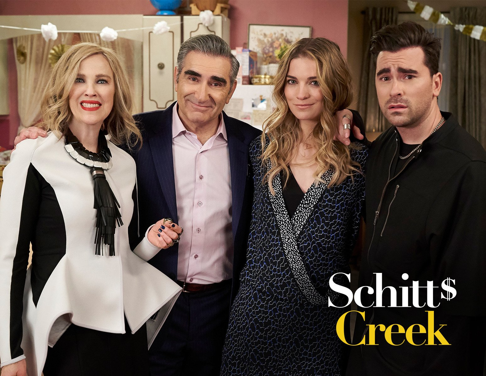 schitts creek season 4 episode 3 online free