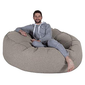 Amazonde Lounge Pug Mega Mammoth Sofa Sitzsack Xxl Schlafsofa