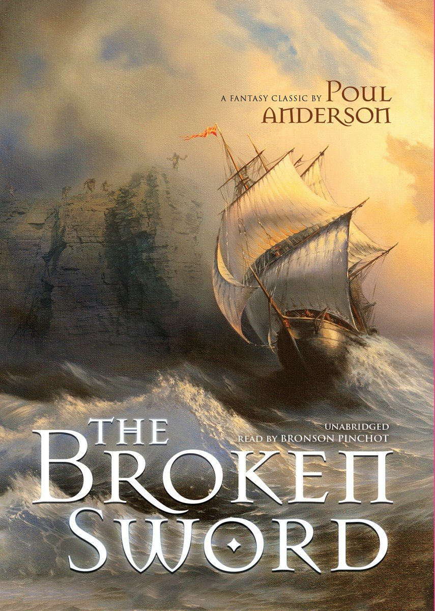 Download The Broken Sword ebook