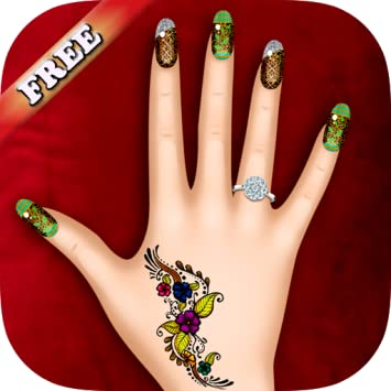 Amazon Princess Nail Art Salon Manicure Game For Girls Free