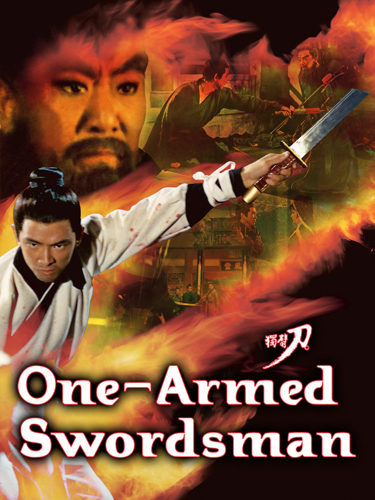Image result for the one armed swordsman""