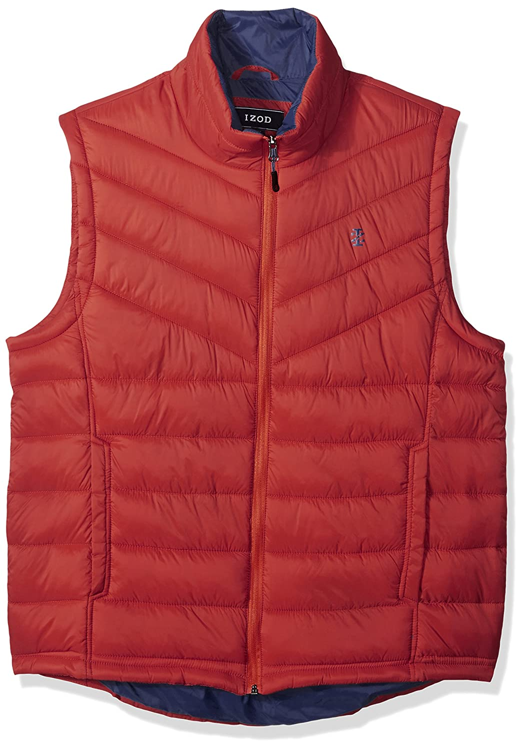 Izod Men's Advantage Performance Puffer Vest IZOD Men's Sportswear 82FO057