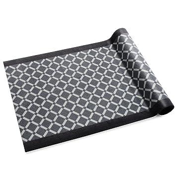 Flur teppich waschbar  casa pura® Design Läufer Samos | für Flur, Küche, Bad und ...