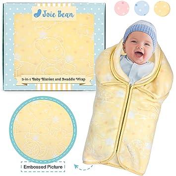 9553bf68b8 Amazon.com  JOIE BEAN Swaddle Blanket Adjustable Baby Wrap