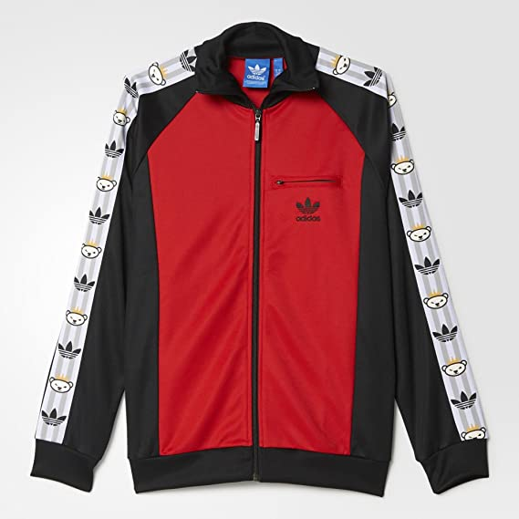 adidas Originals Retro Oso # AB1553 Chaqueta de chándal - 716128 ...