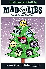 Christmas Fun Mad Libs: Stocking Stuffer Mad Libs Paperback