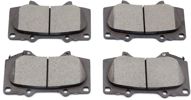 Front Blue Disc Brake Pads Bosch BE976H For Lexus GX460 GX470 Toyota 4Runner