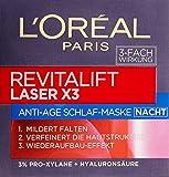 L'Oréal Paris Dermo Expertise Revitalift Laser X3 Crème de nuit 50 ml