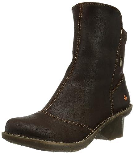 2fb3a2c0e1ccc3 Art Oteiza 667, Boots femme - Marron (Adobe), 36 EU: Amazon.fr ...