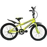 Torado BMX yellow 20 inch Bicycle for 7-11 yr