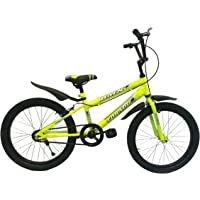 Torado BMX yellow 20 inch Bicycle for 7-11 yr