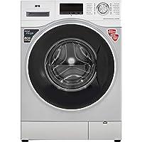 IFB 8kg Fully-Automatic Front Loading Washing Machine (Senator WXS, Silver)