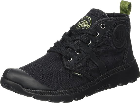 Palladium PALAVIL Hi CM M Baskets Hautes Homme, Noir (Black