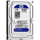 【Amazon.co.jp限定】WD HDD 内蔵ハードディスク 3.5インチ 1TB WD Blue WD10EZRZ/AFP SATA3.0 5400rpm 2年保証 (FFP)