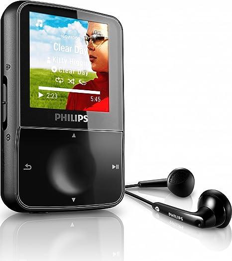Philips SA3245/55 MP4 Player 64Bit