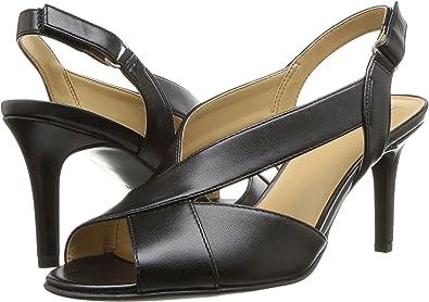 169d74b120ff Naturalizer Women s Barrie Black 9.5 W US  Amazon.co.uk  Shoes   Bags
