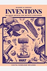 Bizarre and Curious Inventions: An Image Archive for Artists and Designers Paperback